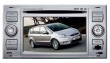 DVD автомагнитола  PHANTOM DVM-8400 silver new Ford